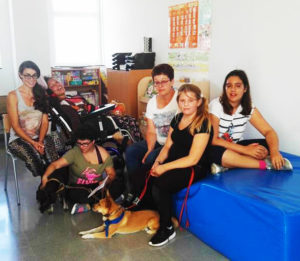 Progetto Change through the influence of Animal Intervention