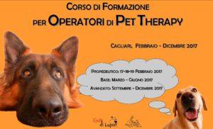 Corso formativo in Pet Therapy