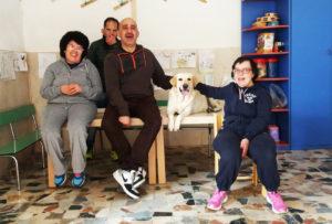"""Laboratorio di Pet Therapy """"Tottus impari con Pitta"""""""