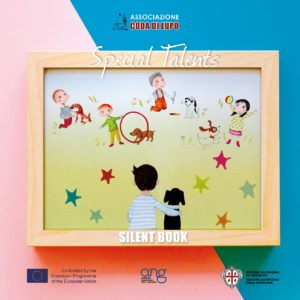 Silent book Special Talents
