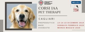 Corso di Formazione in IAA (Pet Therapy) Cagliari, Sardegna
